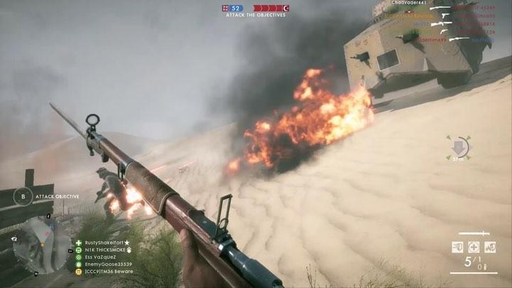 Just part of my 20 killstreak. ______________________________ Tyrant Militia …