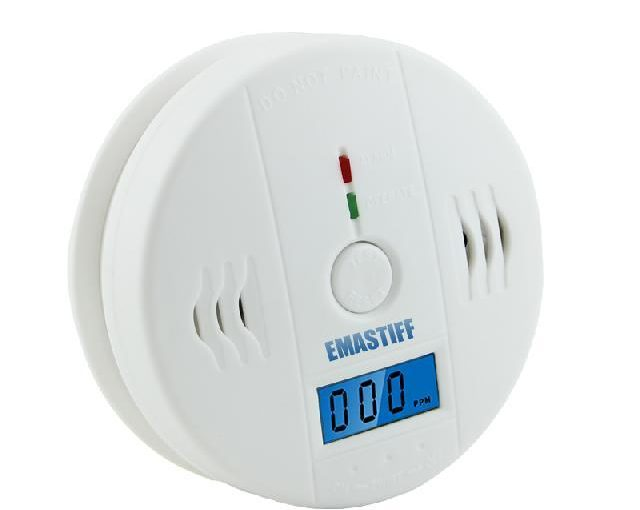 Cordless carbon monoxide poisoning alarm detector 12.54 and FREE Shippin …