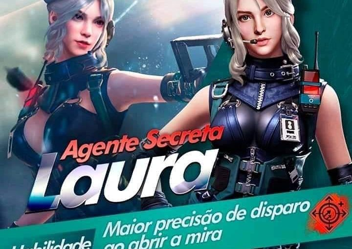 Laura, the new letter. Ability: good shot, all weapons used …