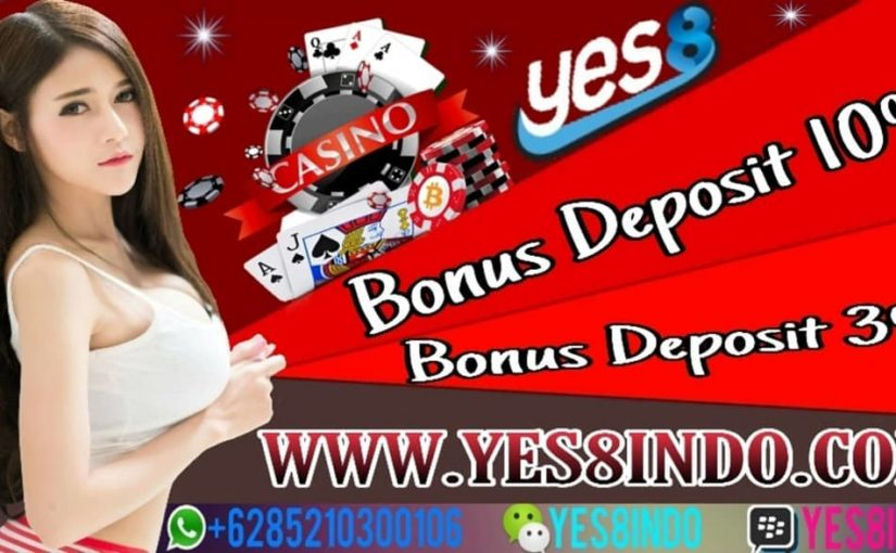 Promotion Bonus Each deposit up to 10% !! * Applies to casino games, …