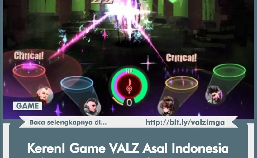 HOBIKU.NET – VALZ game is reportedly included in the International Mobile G designation …