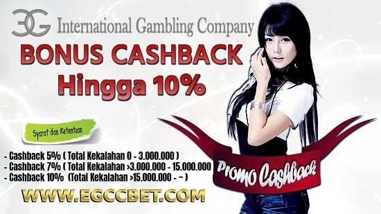 Missing to gamble online ?? Don't be scared, we offer Cashback bonus promotions !! …