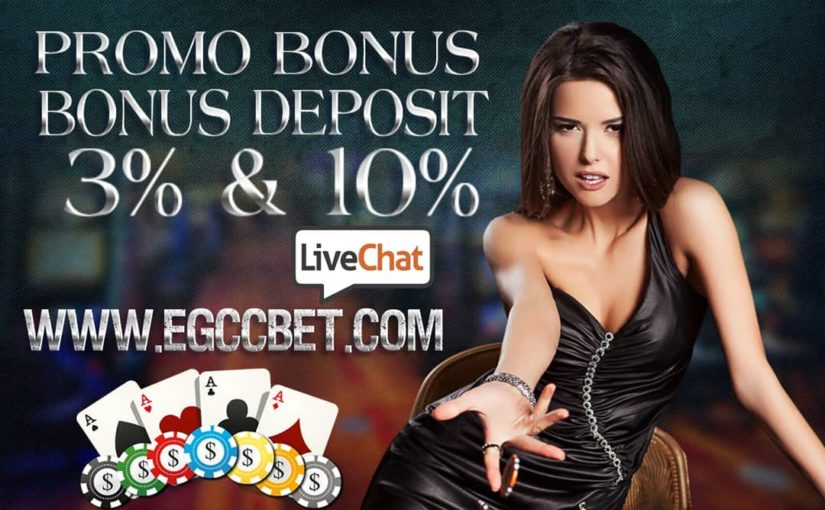 Bonus promotion for every 3% deposit – 10% !! * Applies to Casino Games, Ca …